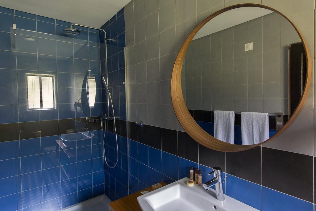 Classic Room Bathroom Omali São Tomé