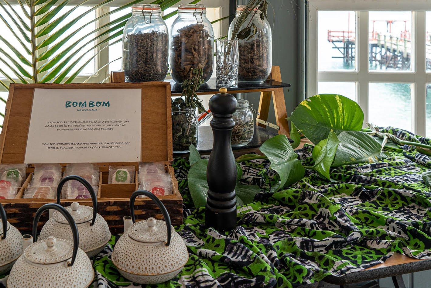 Organic Teas BomBom Príncipe