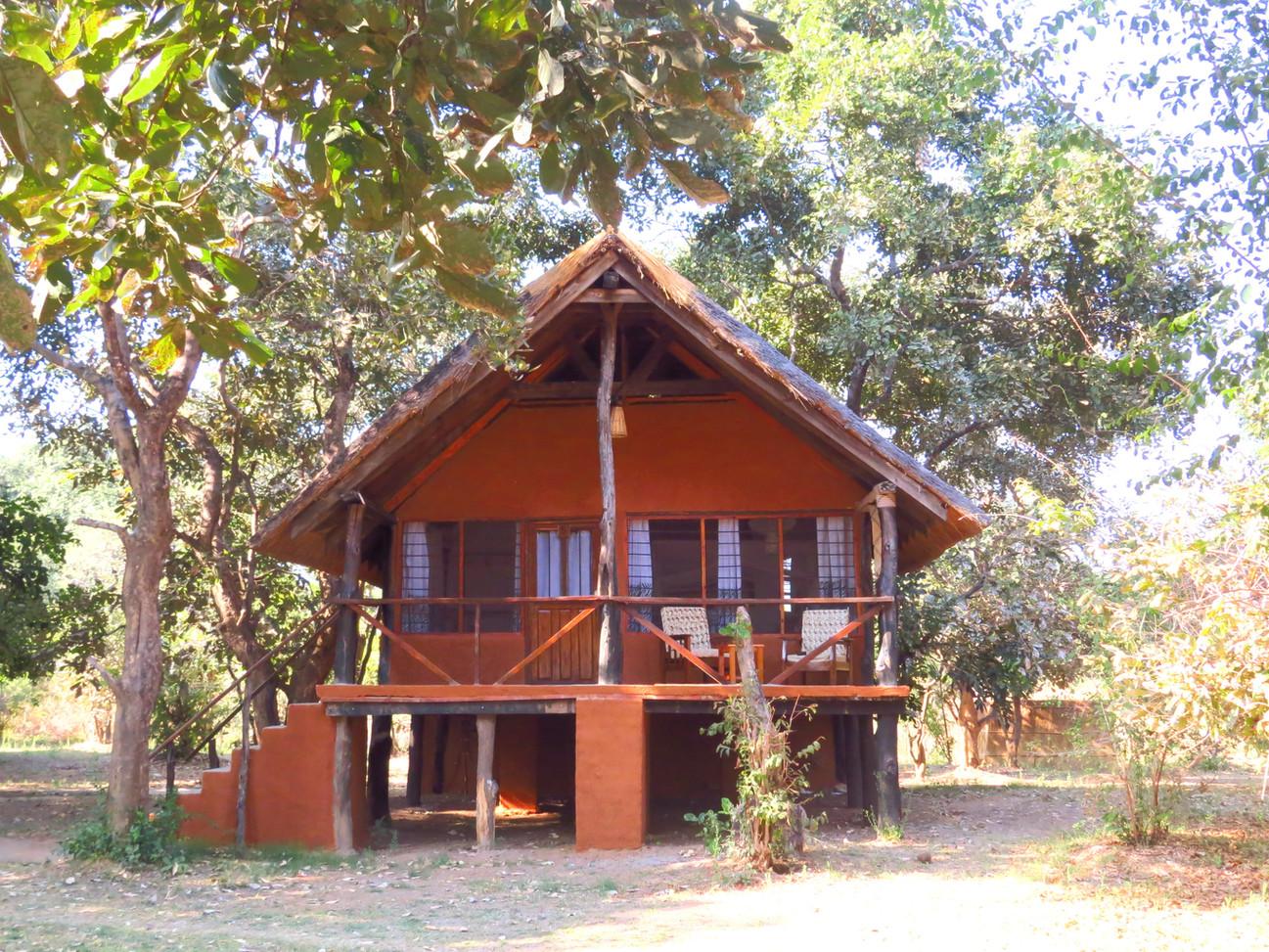Zikomo Raised Safari Chalet