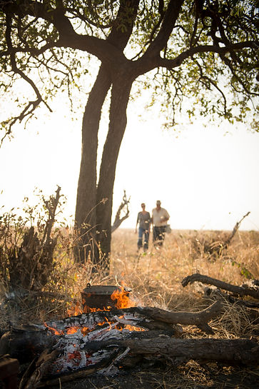 Flycamping Bushfire Chada Katavi Tanzania