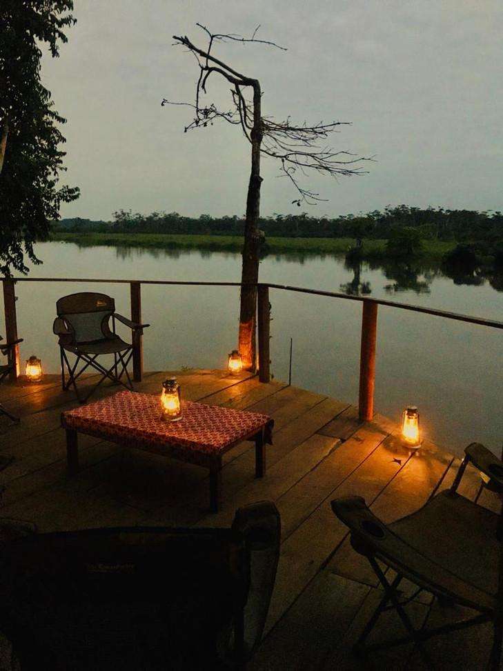 Akaka Jungle Camp Loango Gabon