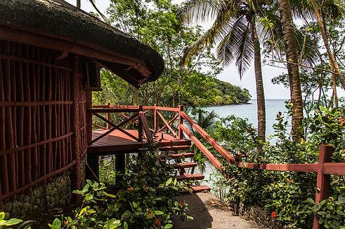 Tropical Beach Bungalows BomBom Príncipe