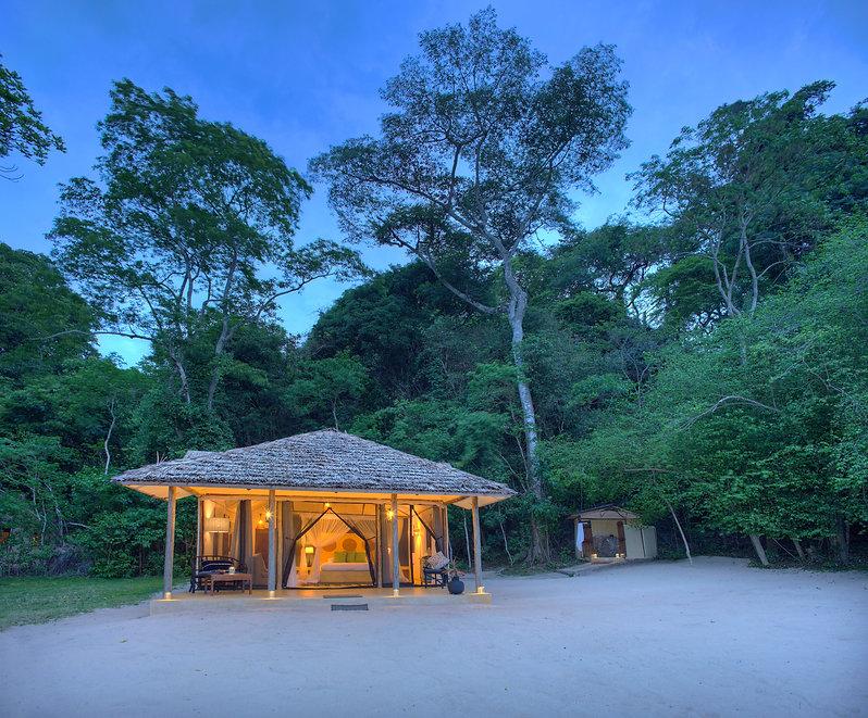 Rubondo Island Chimpanzee Camp, Lake Victoria Tanzania