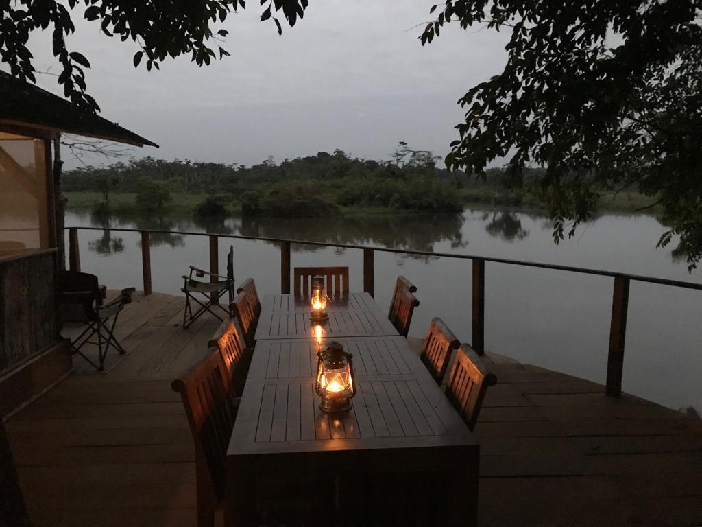 Akaka Camp Loango Gabon
