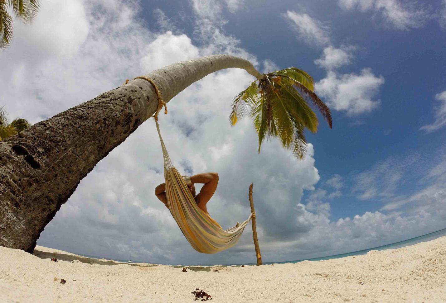 Tanzania - Fanjove Island - Beach relax