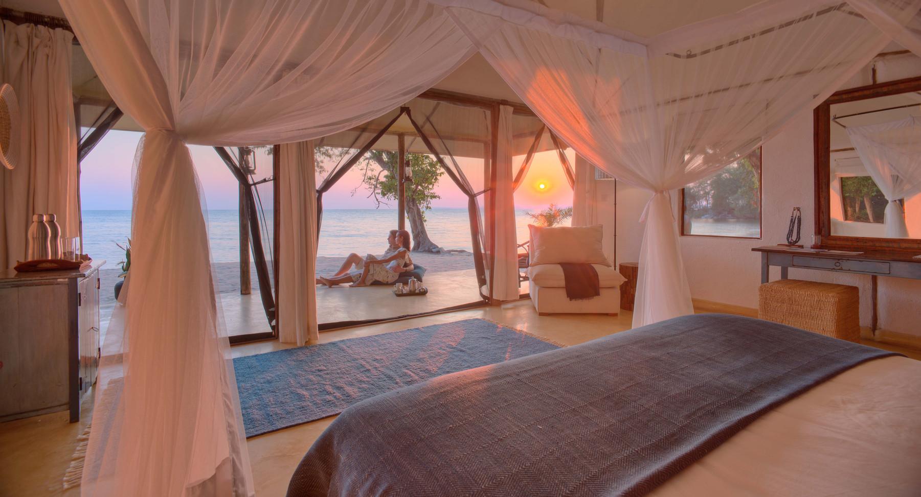 Double Room Rubondo Chimp Island Tanzani