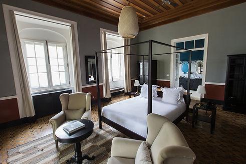 Regal Rooms Roça Sundy Príncipe