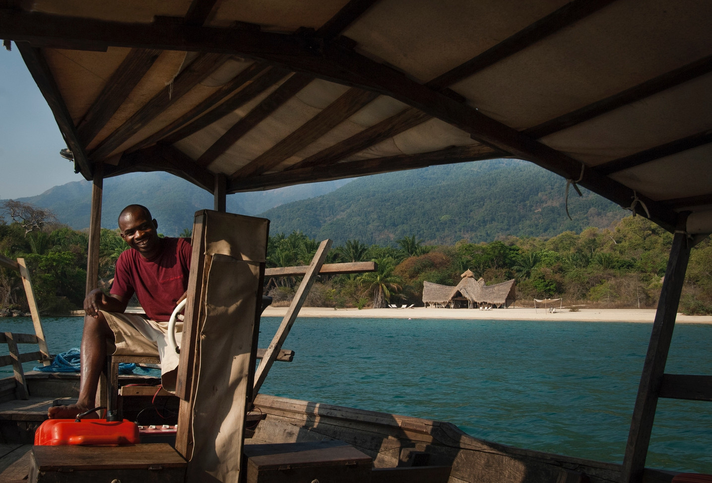 Boat Excursions from Greystoke Mahale, Tanzania