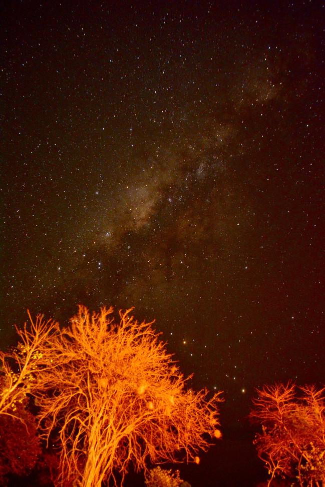 Stargazing offered at Siwandu, Nyerere, Selous