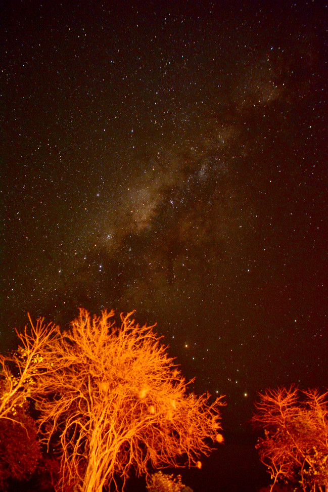 Stargazing offered at Siwandu, Nyerere, Selous