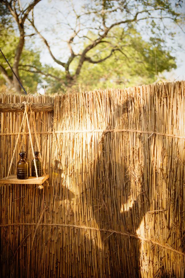 Shower Chada Katavi Tanzania