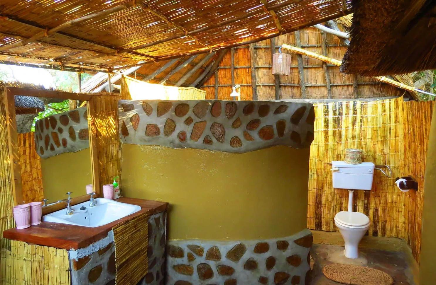 Bathroom Zikomo Zambia