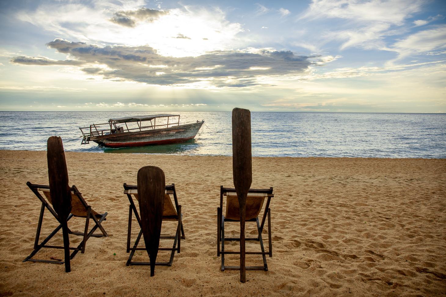 Lake Tanganyika, Mahale, Tanzania