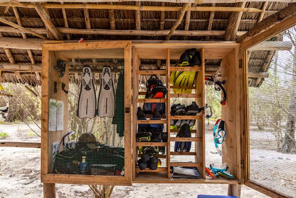 Tanzania Fanjove Island Dive centre