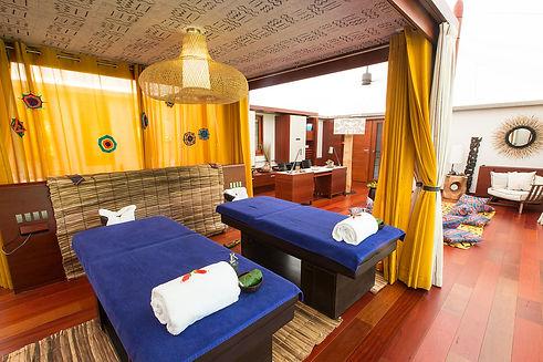 Welcome Massage Sundy Praia Príncipe