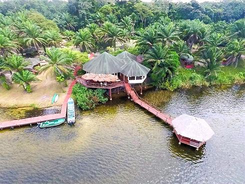 Loango Lodge Iguela River Gabon