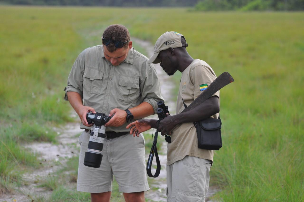Guided Walks Pongara Lodge Gabon