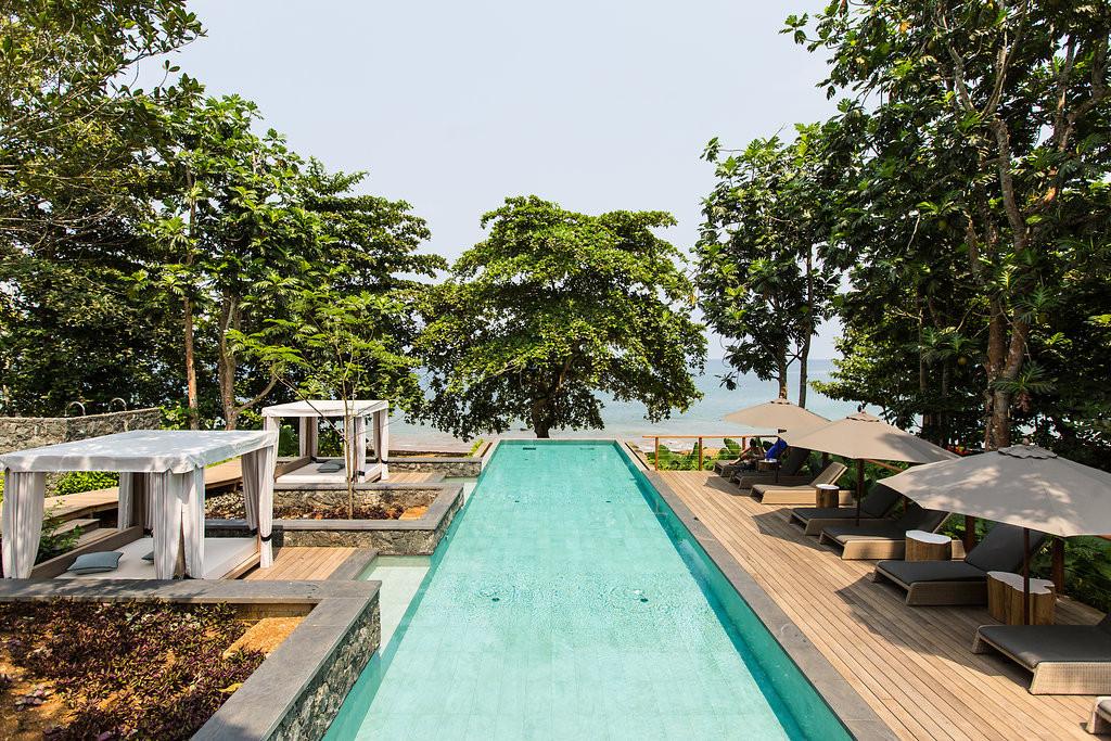 Swimming Pool Sundy Praia