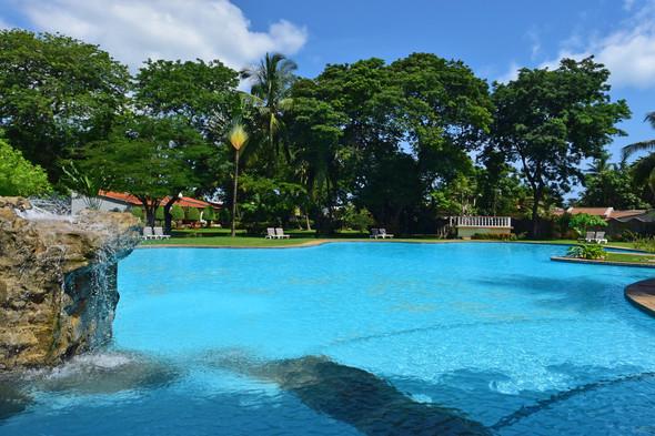 Swimming Pool Pestana Miramar São Tomé