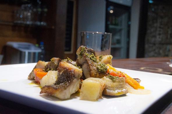 Delicious Dishes Pongara Lodge Gabon