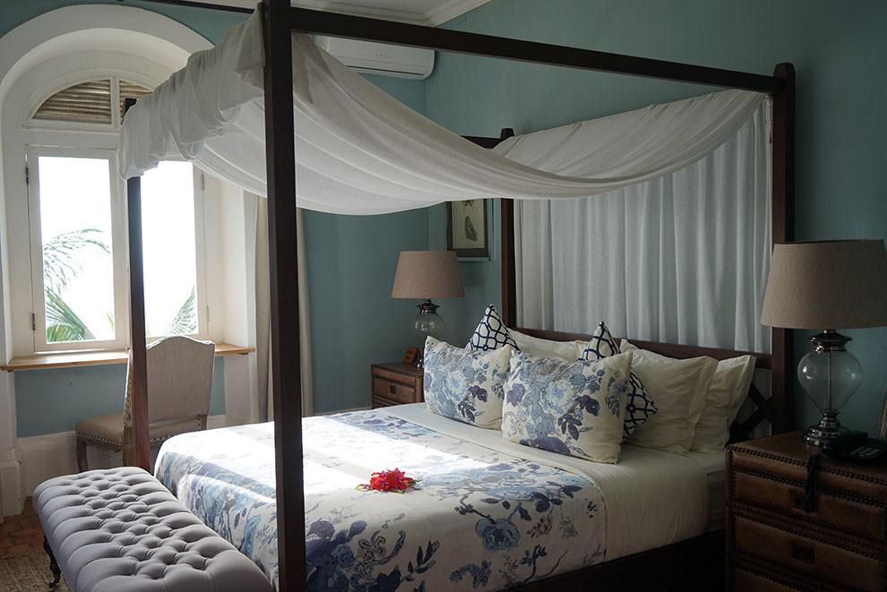 Roça Belo Monte Manor House Luxury Suite Príncipe