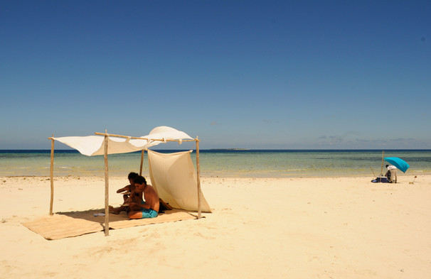 Tanzania Fanjove Island Sand bank Excursion