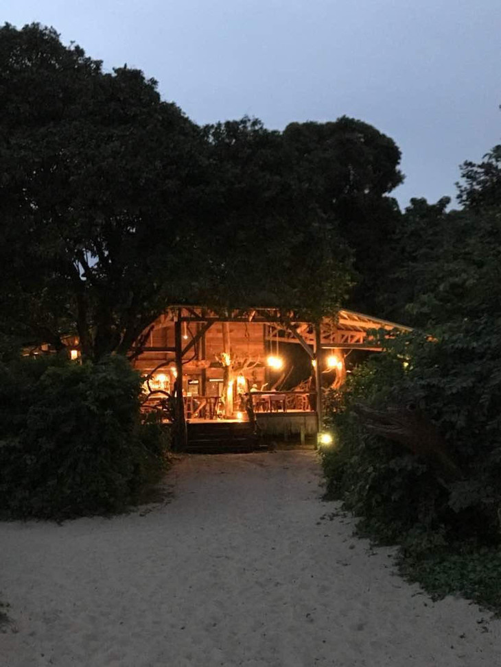 Restaurant Pongara Gabon