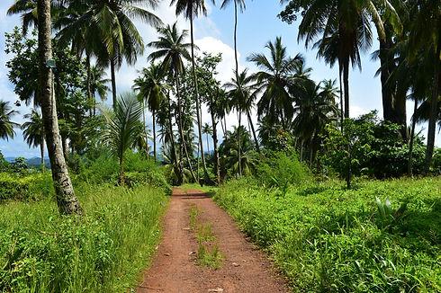 Rolas Island São Tomé