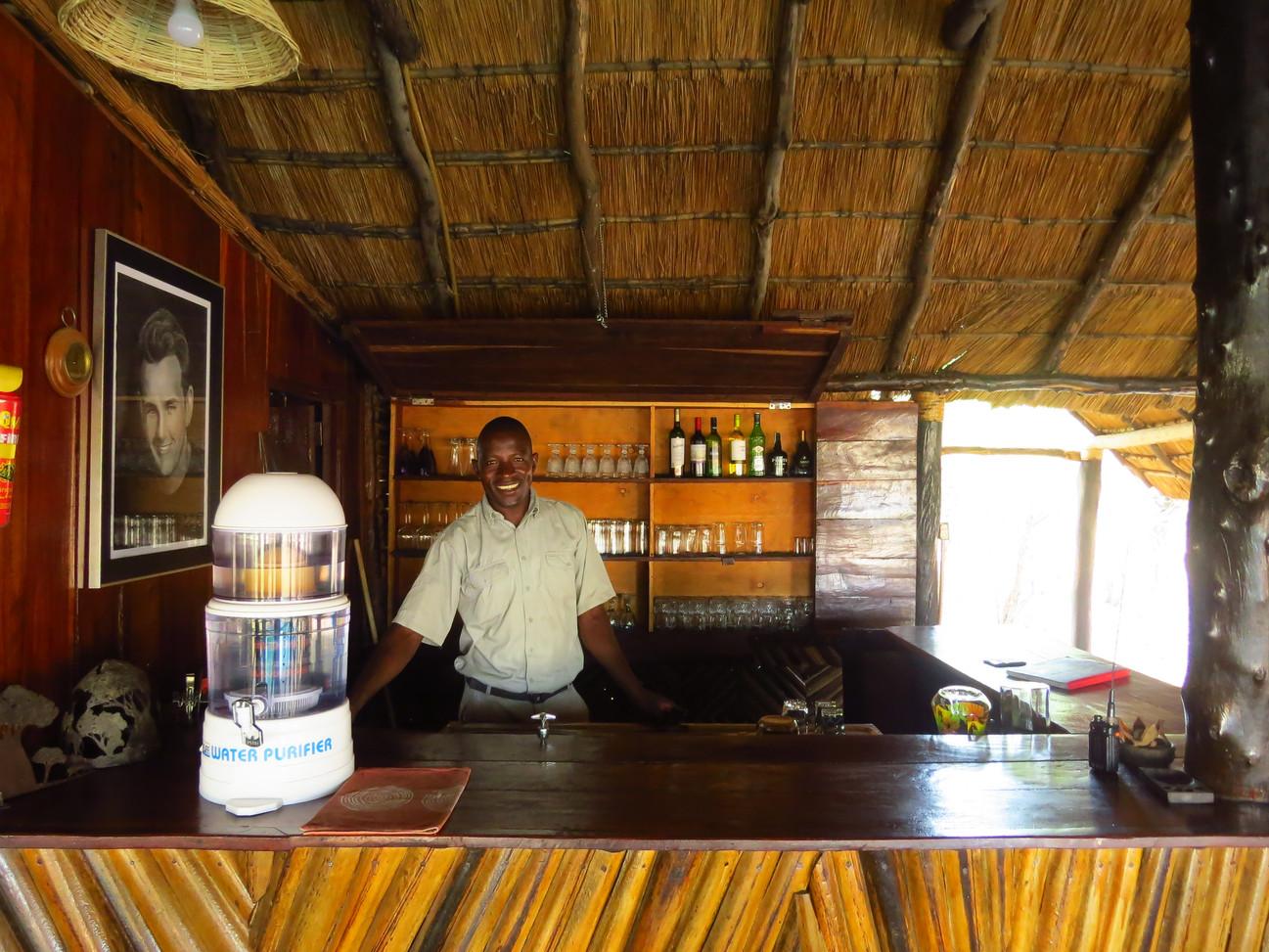 Bar Zikomo Zambia