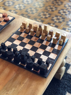 Chess Roça Sundy