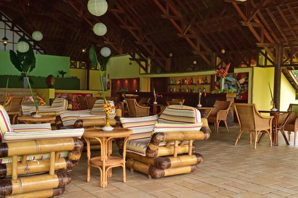 Bar Pestana Equador Rolas São Tomé