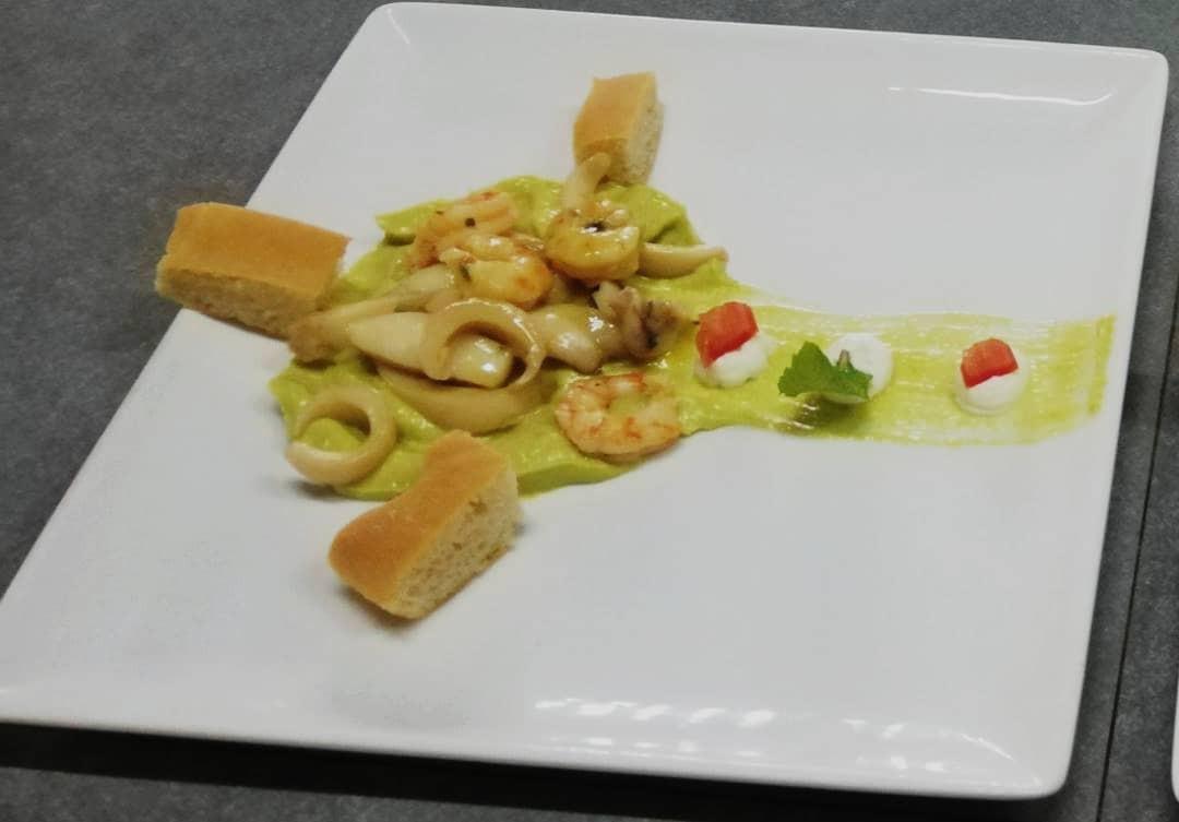 Appetiser Pongara Lodge Gabon