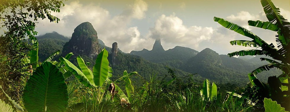 UNESCO Biosphere Reserve Príncipe
