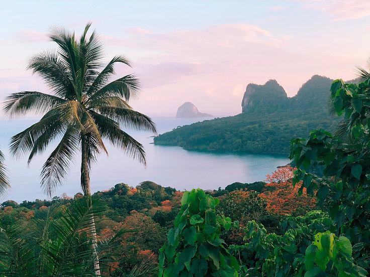Jockey Cap Island Principe