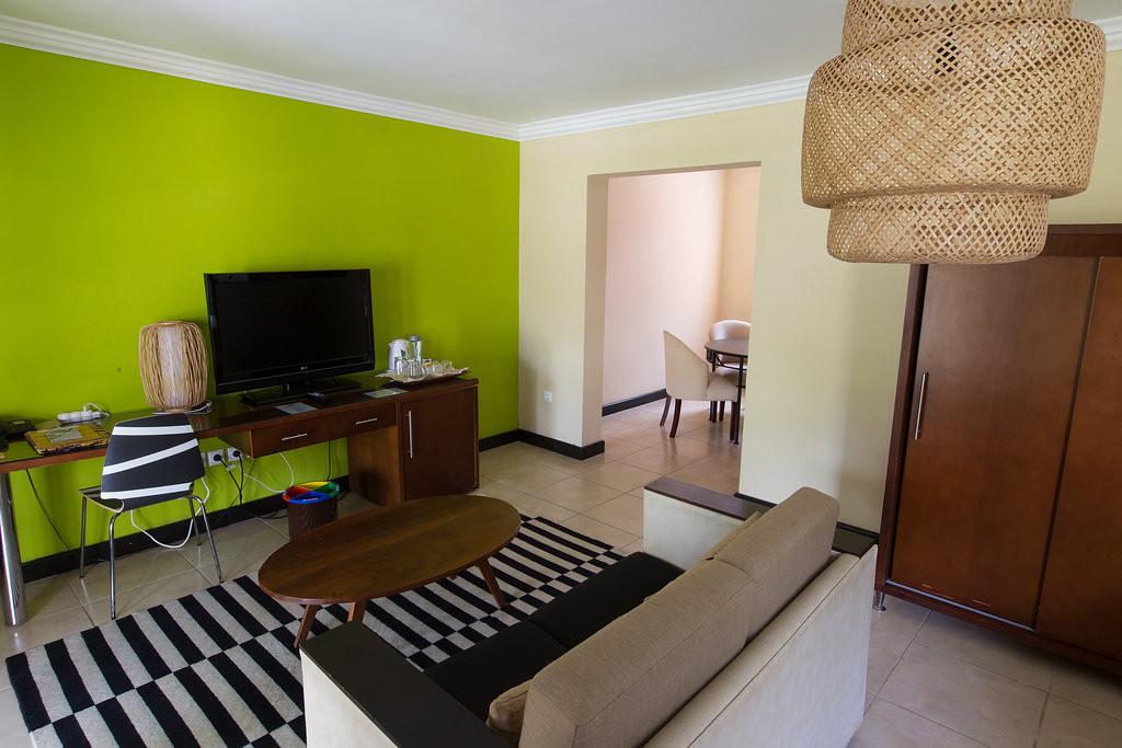 Business Suite Lounge Omali São Tomé
