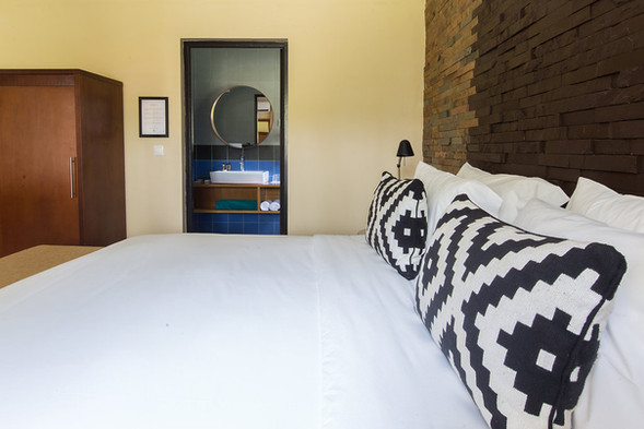 Business Suite Bedroom Omali São Tomê