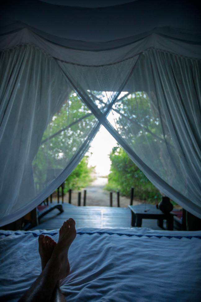 Relax with a Lake View at Greystokes, Mahale, Tanzania