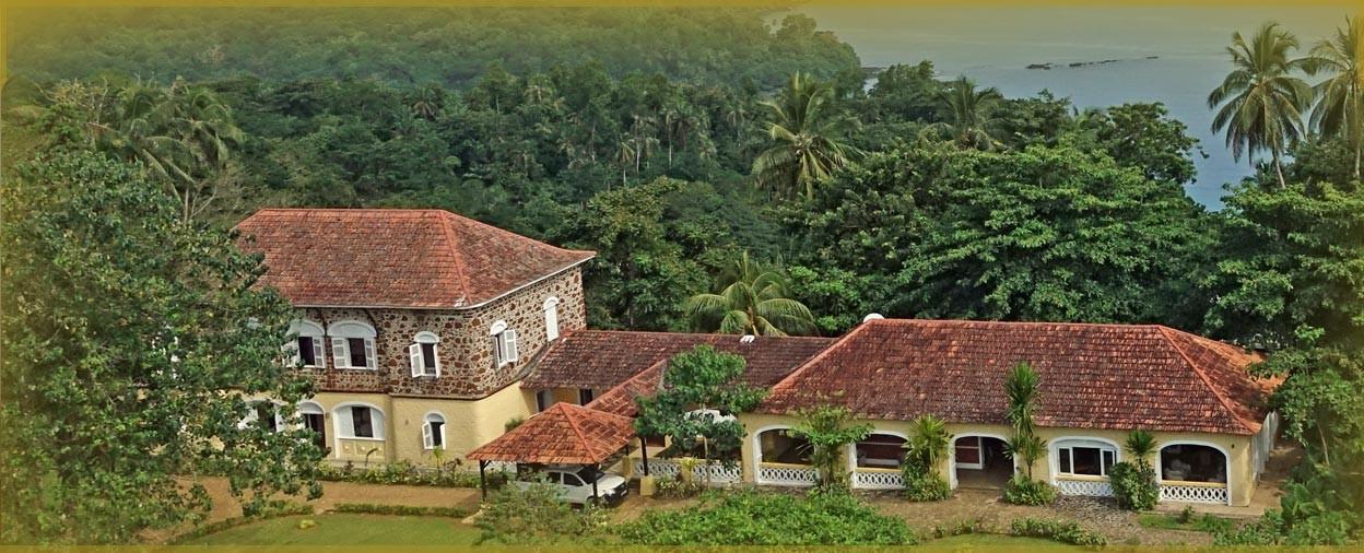 Roça Belo Monte Plantation Hotel Príncipe
