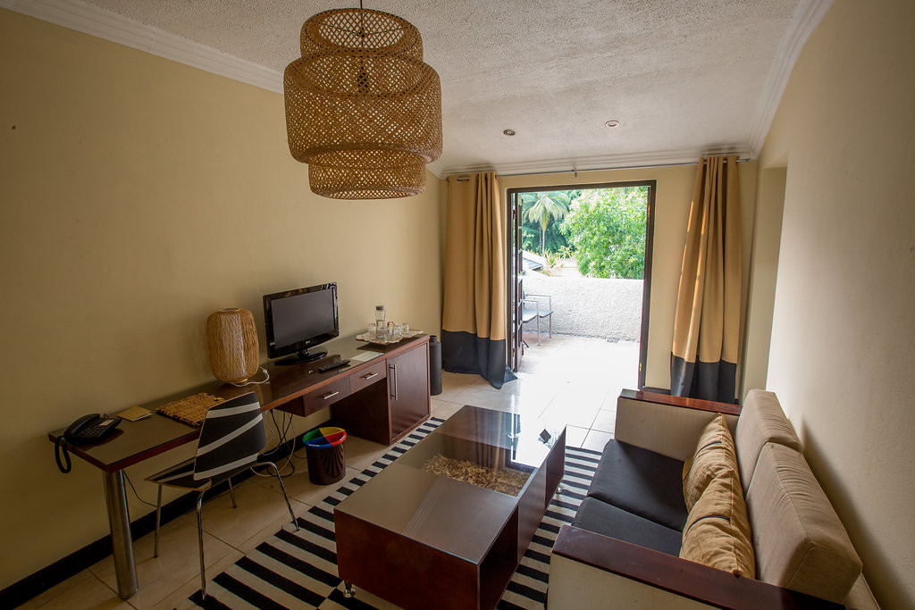 Omali Junior Suite Lounge São Tomé