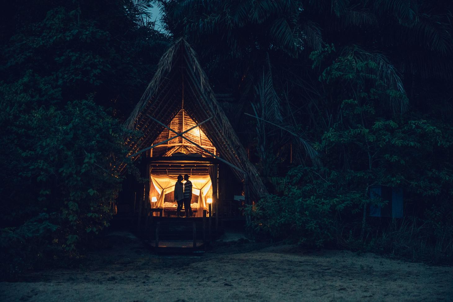 Romantic Jungle Nights at Greystokes, Mahale, Tanzania