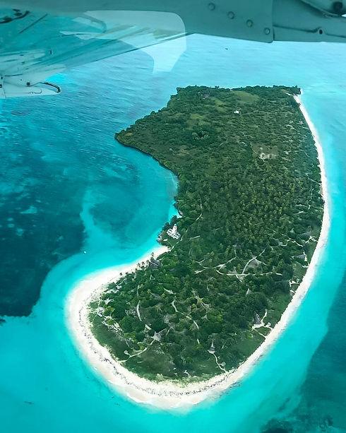 Fanjove Island SongoSongo Archipelago Indian Ocean Tanzania