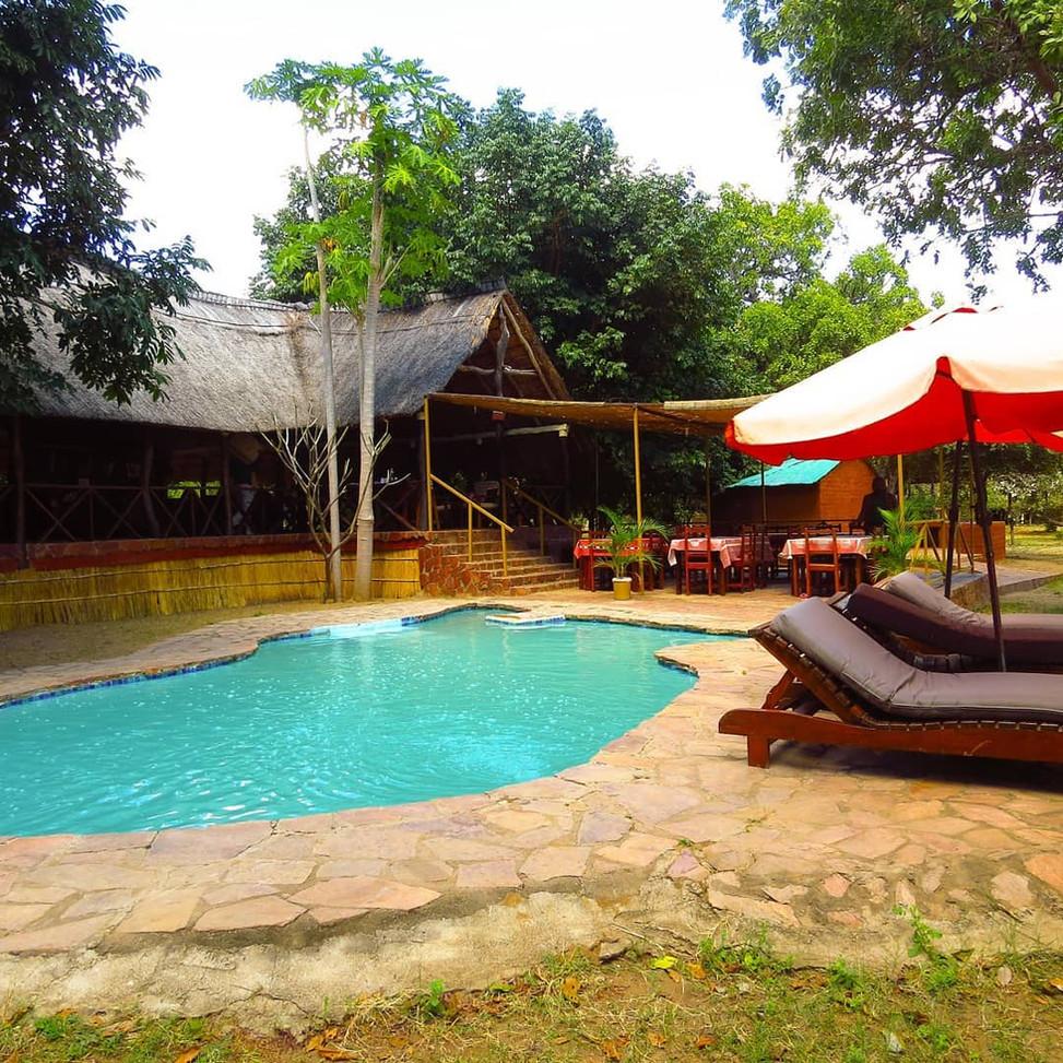 Swimming Pool Zikomo Zambia