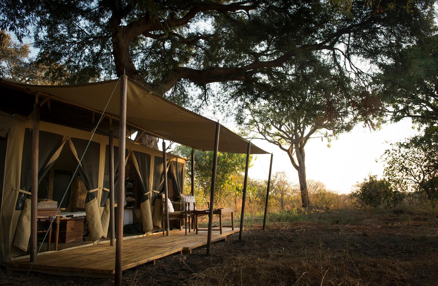Classic Expeditionary Camp Chada Katavi