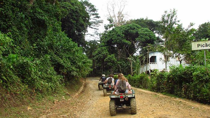 Quad Tour Roça Belo Monte Príncipe