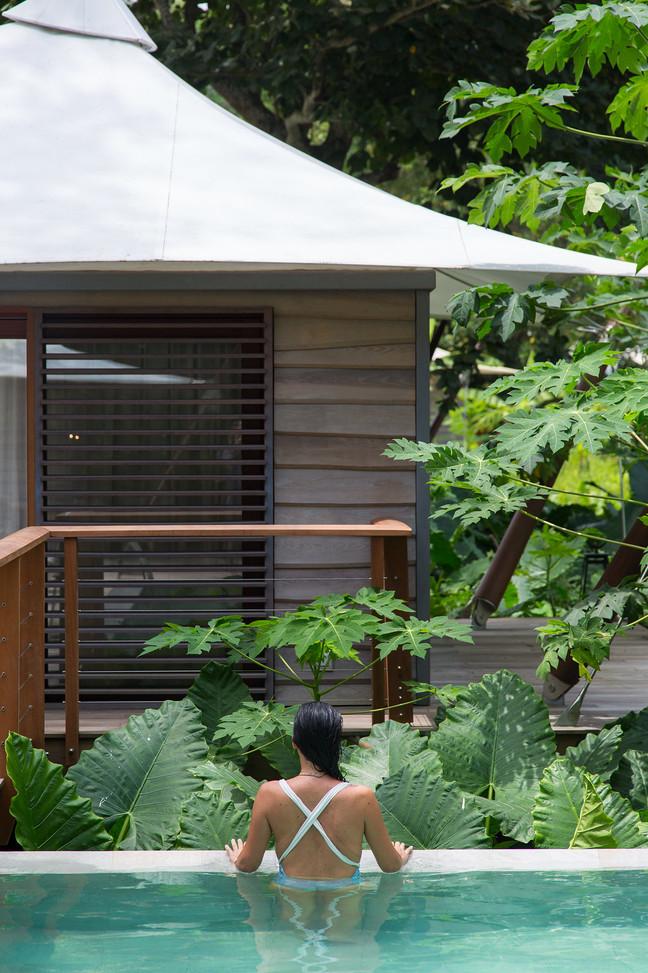 Private Villa Pool Sundy Praia