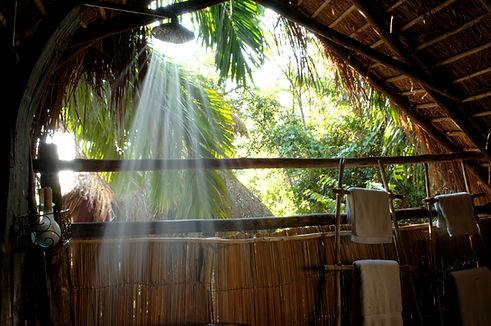 Forest View Bathroom Greystoke Mahale, Tanzania
