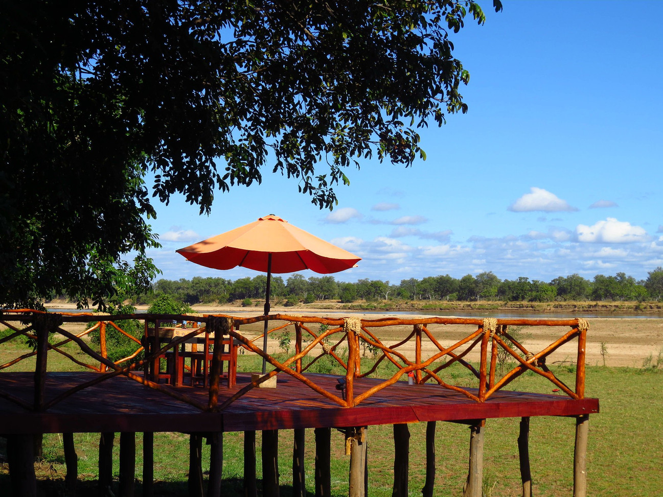 Viewing platfrom Zikomo Zambia