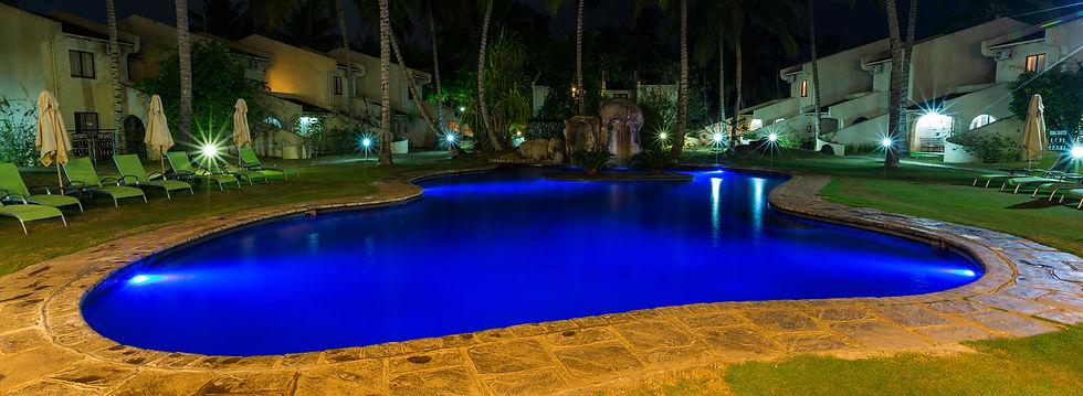 Swimming Pool Omali Hotel São Tomé