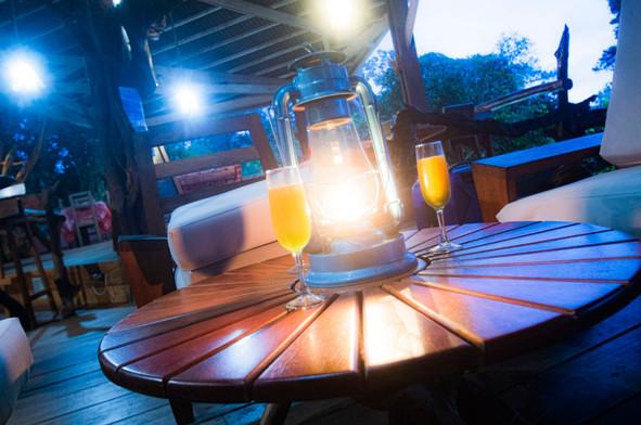 Bar Resto Pongara Lodge Gabon