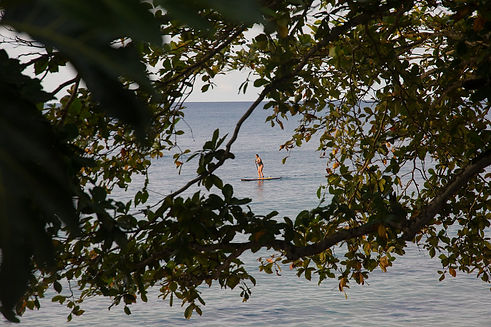 Paddle Boarding Sundy Praia Príncipe